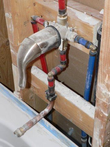 Pex Shower Head Installation - Shower.bevrani.com