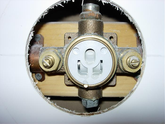 Need help with shower valve cartridge replacement. Gerber, Harden ...