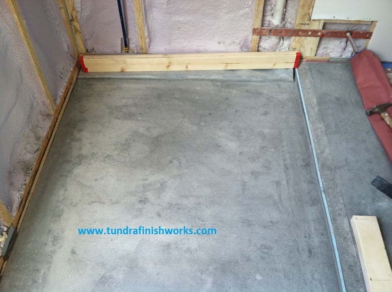 Diy Screed Bathroom Floor : Barrier free safety design guidelines safe guarding your