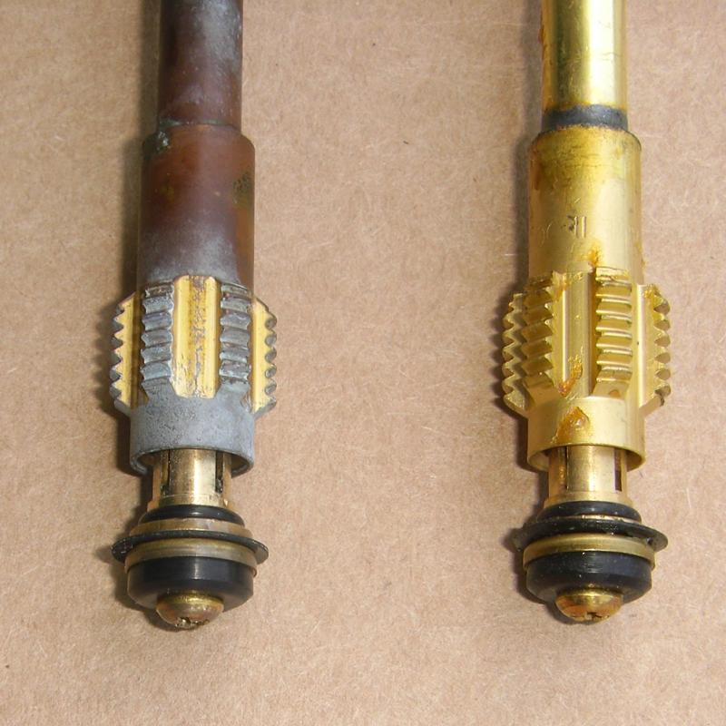 odd leaking faucet, Aqua Dynamic | Terry Love Plumbing & Remodel DIY ...