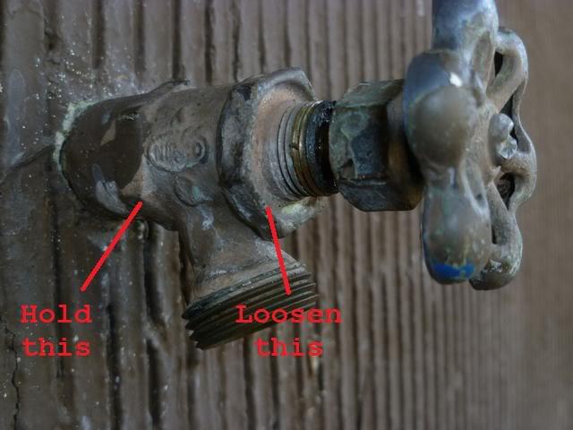 Nibco Outside Faucet Parts - 8.500 Faucet Lowes
