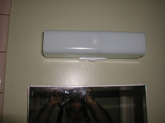Greatest off-center electrical box and light | Terry Love Plumbing  WQ31