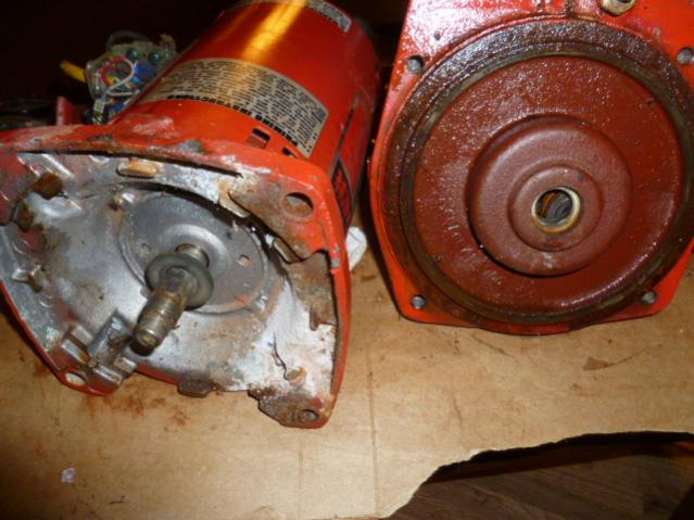 how to dismantle 1997 rjs 50 red lion jet pump terry love  at panicattacktreatment.co