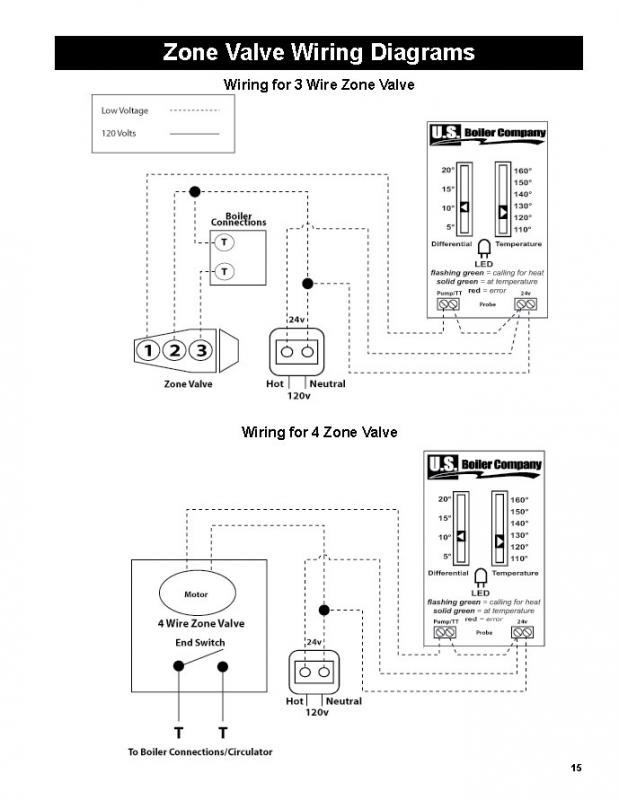 taco power head wiring diagram