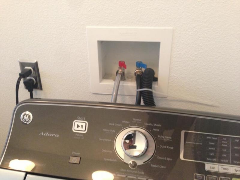 ordinary washer installation Part - 1: ordinary washer installation gallery