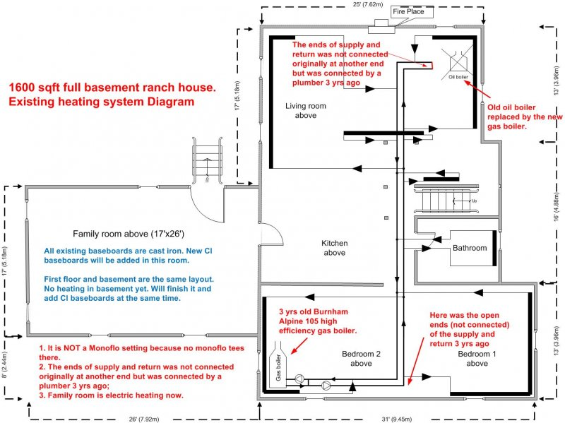 One Pipe Hydronic Systems Diagrams - Electrical Work Wiring Diagram •