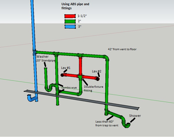 typical plumbing diagram for toilet typical home sewer