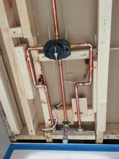 Hansgrohe 35015 rough in valve help Terry Love Plumbing
