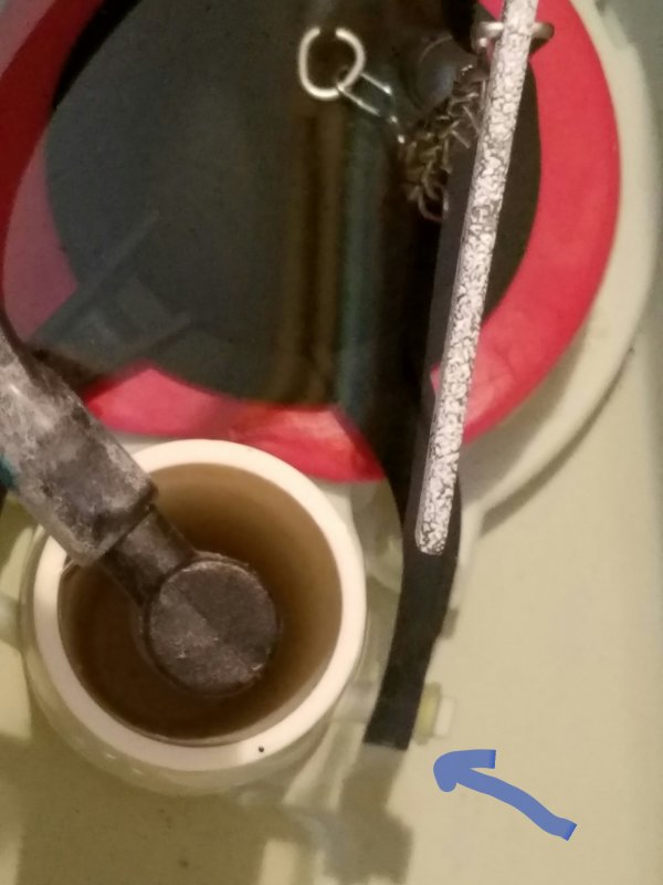 Changed Flapper - Toilet tank still losing water - any