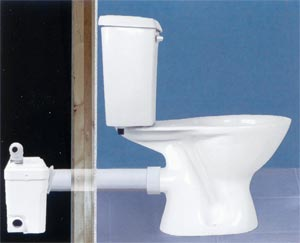 Toilet Bowl Extension