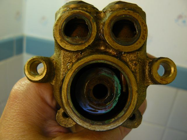Help - Identify Old Amer. Stand. Mixing Valve | Terry Love Plumbing ...