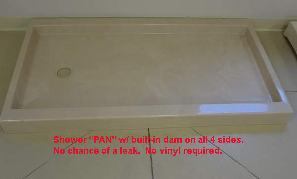 Beau Shower Pan Copy ...