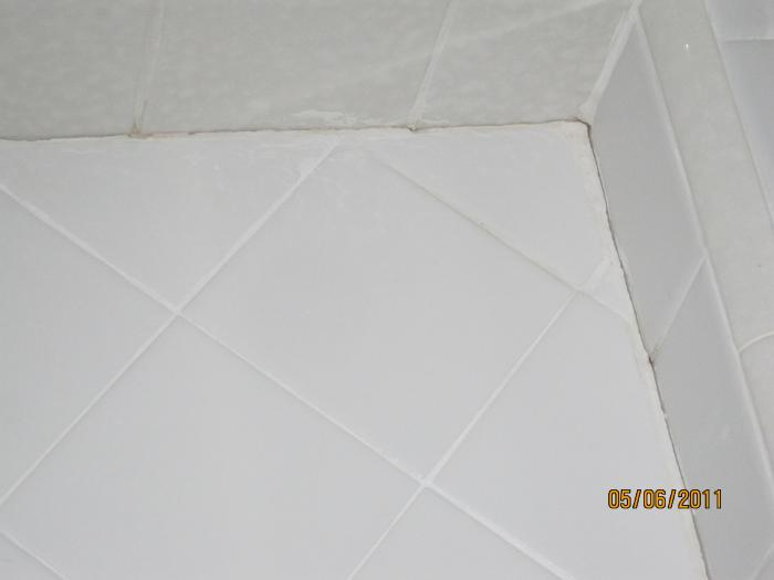 Grout or Caulk at Tile corners? | Terry Love Plumbing & Remodel DIY ...