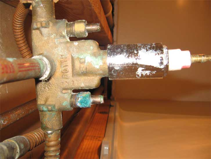 Advice and Help Identifying Mixet Shower Valve Cartridge | Terry ...