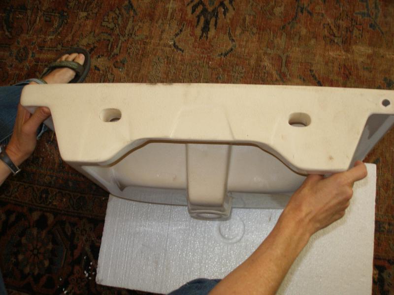 Sinkfront Sinkback ...