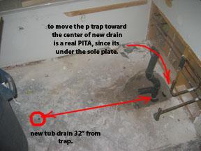 Tub P Trap Jpg