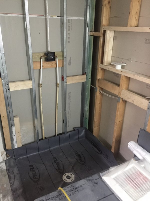 Concrete Shower Pan Do I Need A Liner
