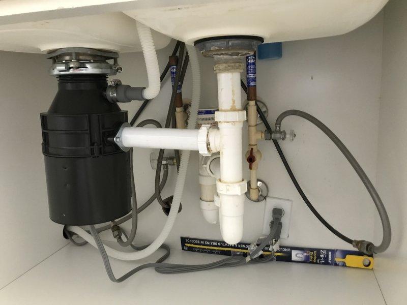 Kitchen Sink Drain Smells Like Sewer Dandk Organizer