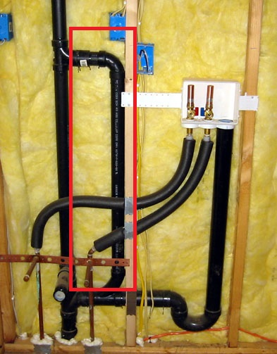 Add Laundry Sink To Washer Drain Terry Love Plumbing