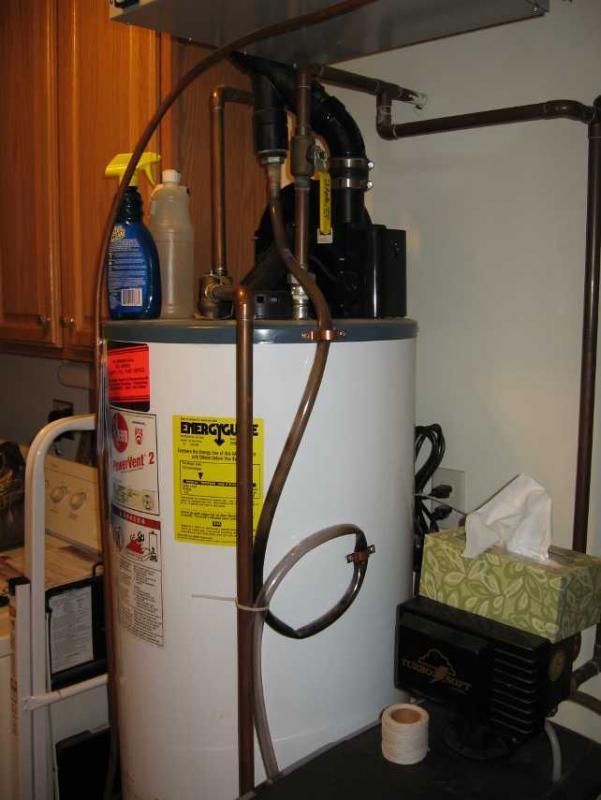 Condensation Water Heater Water Heater Condensate Drain
