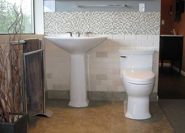 Narrow Width Toto Toilet Terry Love Plumbing Remodel DIY - Toto bathroom
