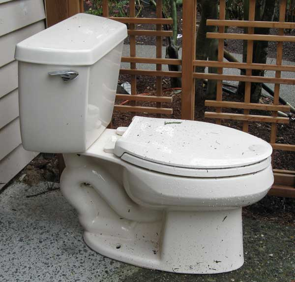 Kohler Class 5 Toilet