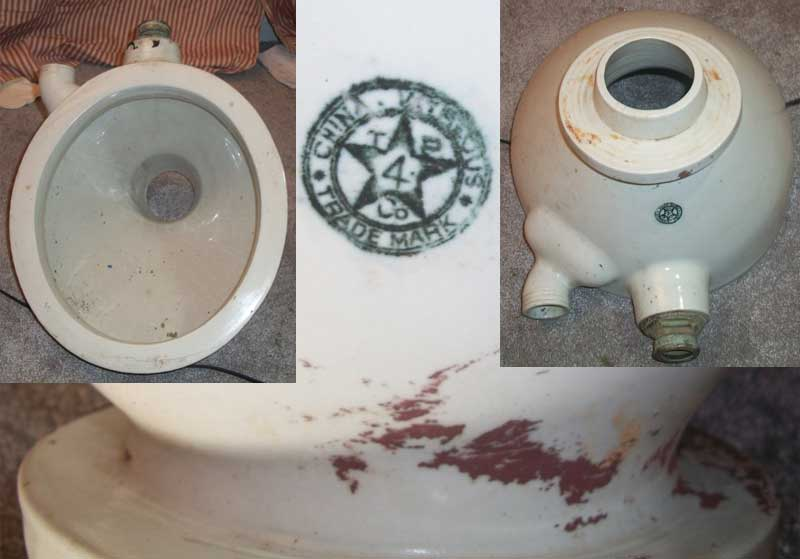 antique toilet bowl installation question | Terry Love Plumbing ...