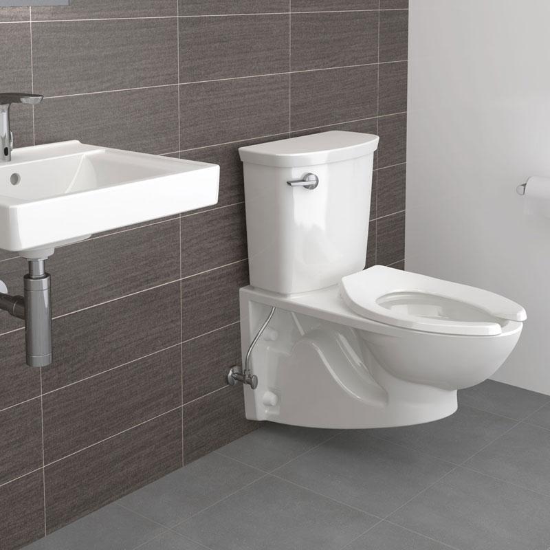 Glenwall Vormax Wallhung Toilet By American Standard