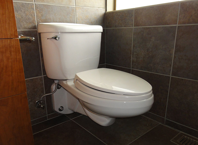 american standard glenwall wall mount toilet and yorkville review - Wall Mount Toilet