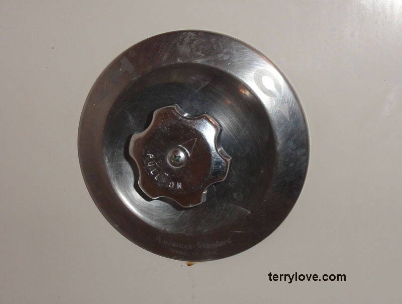 American Standard Push Pull Shower Valve Terry Love