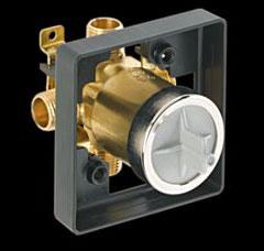 Delta shower rough valve installation | Terry Love Plumbing Advice