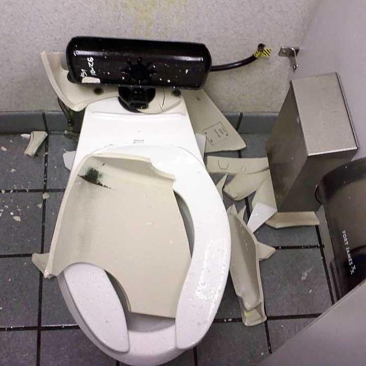 Flushmate Exploding Toilet Class Action Lawsuit