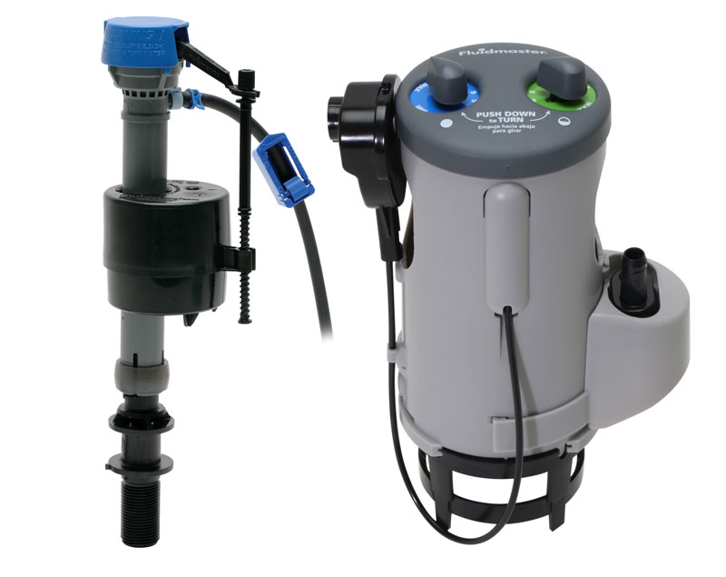 Fluidmaster Duoflush Converts A Toilet Into A Dual Flush