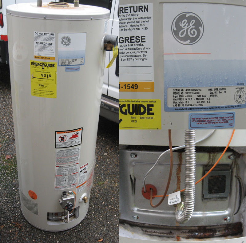 Image Result For Replacing Electric Water Heater