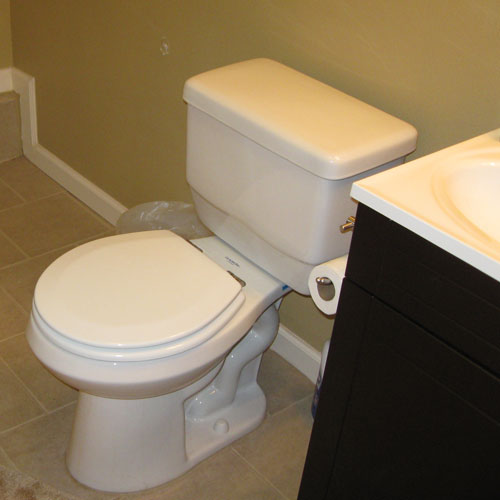 Glacier Bay toilet from Home Depot, Consumer reviews, pics, comments ...