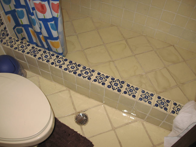 Drain In Floor Of Bathroom Terry Love Plumbing Remodel DIY - Bathroom floor drain installation