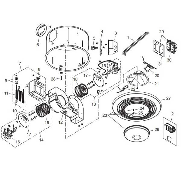 Nutone Bathroom Fans Wiring Diagram : Nutone wiring diagram images