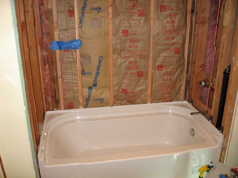 Sterling Accord Bathtub Installation With Pictures Terry Love Plumbing Am