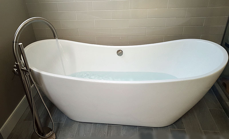 Freestanding Tub Faucet Connection Advise Terry Love Plumbing Remodel