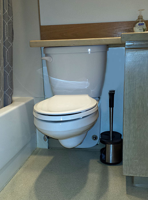 Crystal Chalets Toilet Replacements Terry Love Plumbing