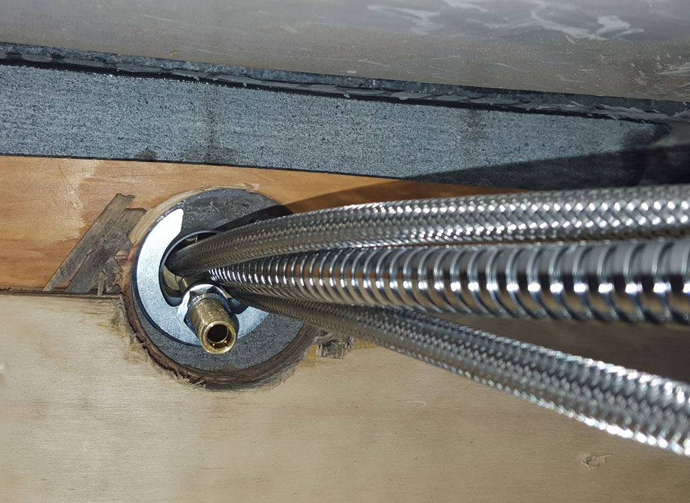 Costco Waterridge Can T Remove Faucet Terry Love Plumbing Advice Remodel Diy Professional Forum