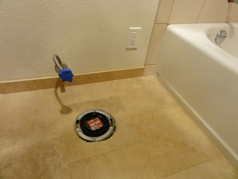 Installing a new bathtub, Grohe tub/shower valve. Americast ...