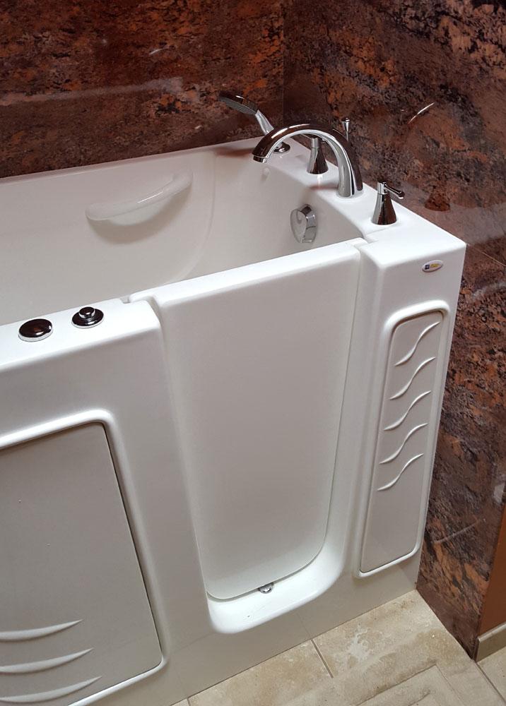 walk in tub costco.  IMG Installing a walk in tub from Costco Terry Love Plumbing