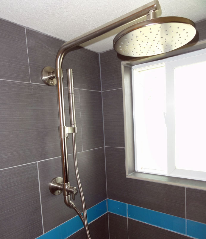 What rain shower and hand held system would you get? | Terry Love ...