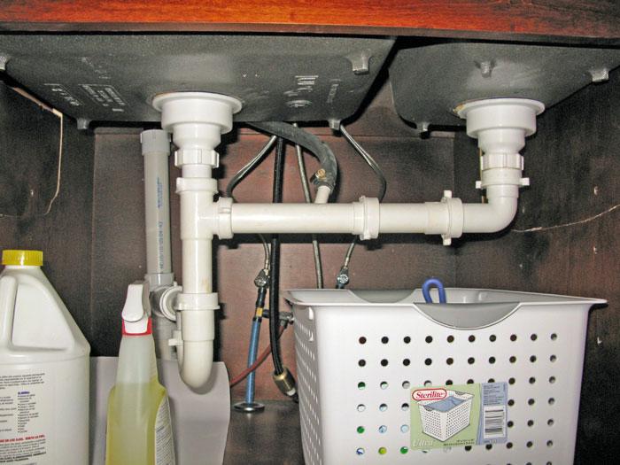 Noisy Kitchen Sink