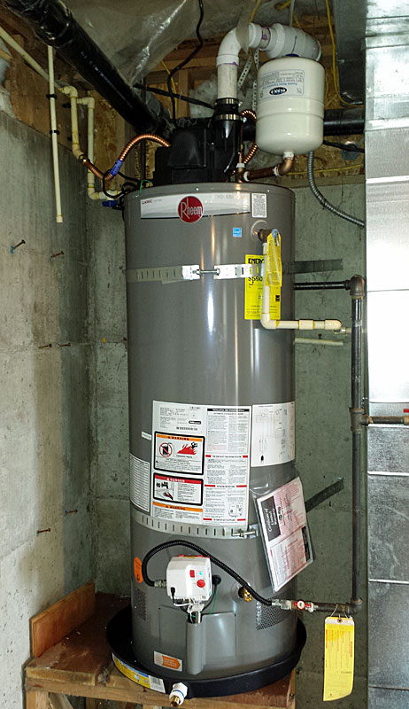 Replacing A Power Vent Water Heater Terry Love Plumbing