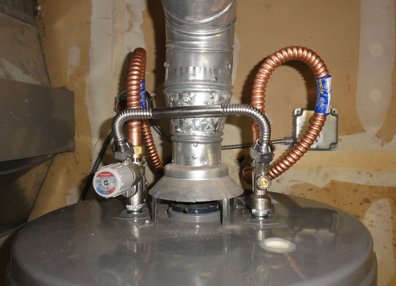 Honeywell Am 1 Thermostatic Mixing Valves Water Heater