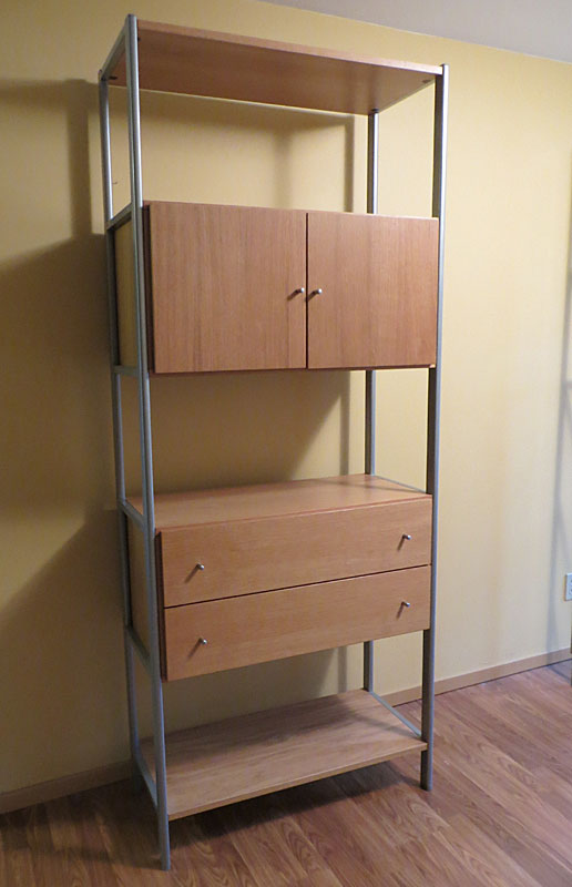 Ikea Journalist Shelving Instructions With Pictures