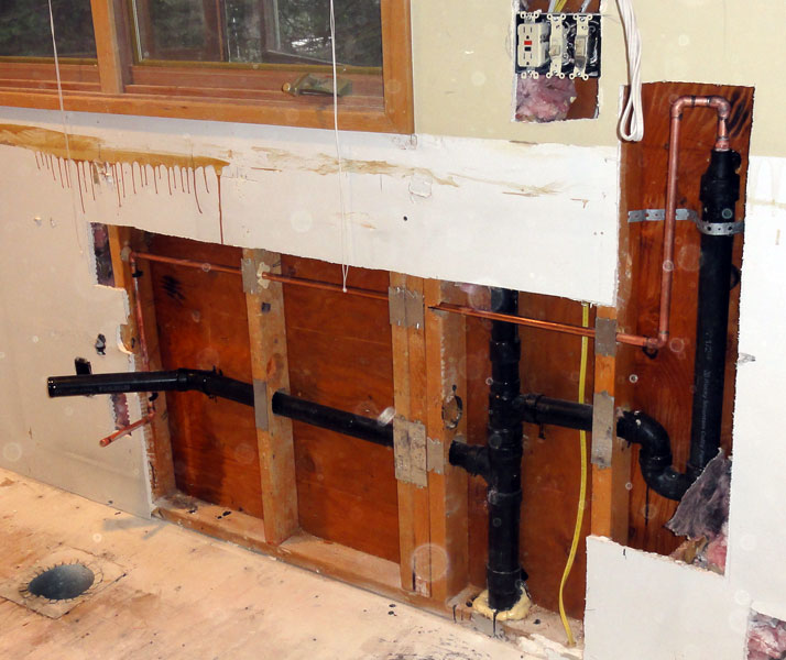 Dishwasher Countertop Gap : Dishwasher drain diameter Terry Love Plumbing & Remodel DIY ...
