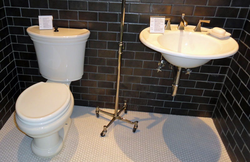 Miraculous Kohler Iron Works Historic Toilet K 3463 Terry Love Andrewgaddart Wooden Chair Designs For Living Room Andrewgaddartcom